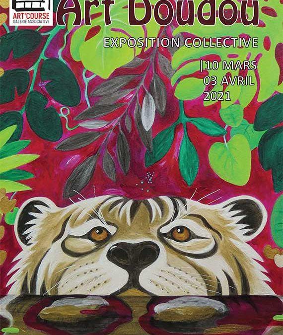 "10. März – 3. April ""Art Doudou"" Galerie Art'Course Strasbourg"